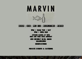 chezmarvin.com