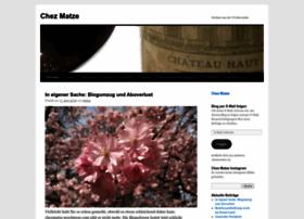 chezmatze.wordpress.com