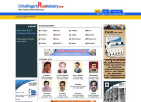chhattisgarhriceindustry.com