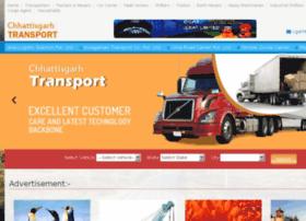 chhattisgarhtransport.com
