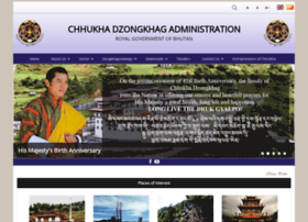 chhukha.gov.bt