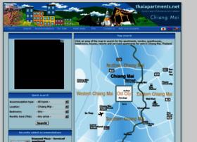 chiangmai.thaiapartments.net