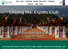 chiangmaiexpatsclub.com