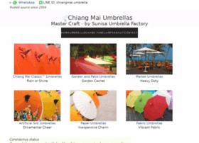 chiangmaiumbrellas.com