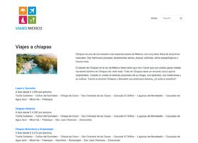 chiapasviajes.com.mx