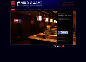 chibasushirestaurant.com