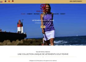 chiberta-golfwear.com