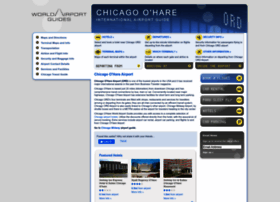 chicago-ord.worldairportguides.com