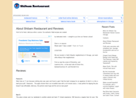 chicago-shibam.com