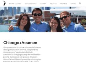 chicago.plusacumen.org