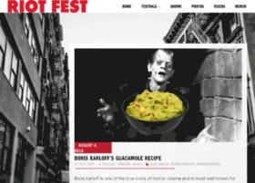 chicago.riotfest.org