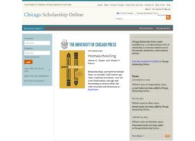 chicago.universitypressscholarship.com