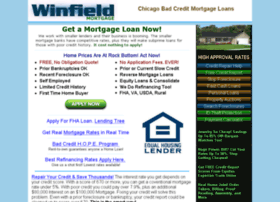 chicagobadcredit.winfield-mortgage.com