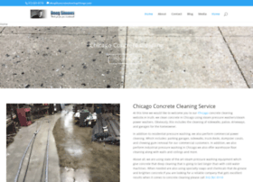 chicagoconcretecleaning.com
