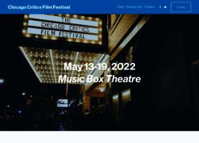chicagocriticsfilmfestival.com
