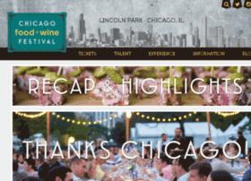 chicagofoodandwinefestival.com