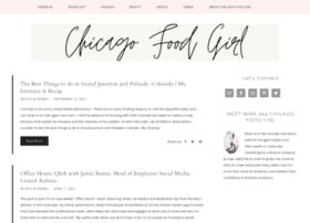 chicagofoodgirl.com