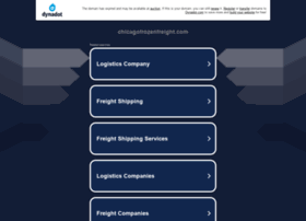 chicagofrozenfreight.com