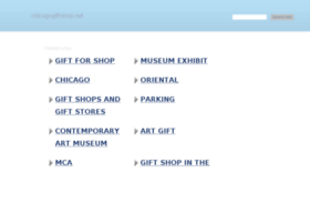 chicagogiftshop.net