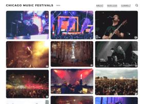 chicagomusicfestivals.com