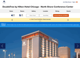 chicagonorthshore.doubletree.com