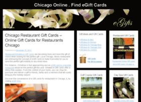 chicagoonline.findegiftcards.com