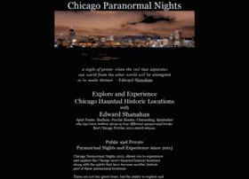 chicagoparanormalnights.com