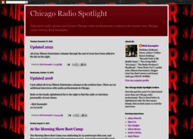 chicagoradiospotlight.blogspot.com