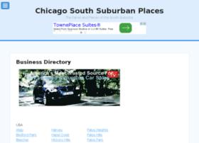 chicagosouthsuburbanplaces.com
