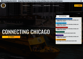 chicagowatertaxi.com