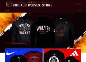 chicagowolvesstore.com