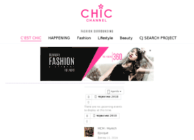 chicchannel.com