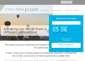 chiccollection.travel