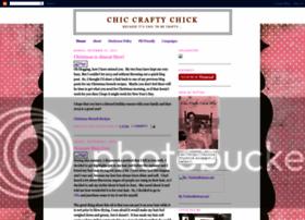 chiccraftychick.blogspot.com