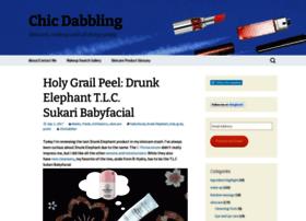 chicdabbling.wordpress.com