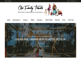 chicfamilytravels.com