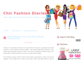 chicfashiondiaries.com