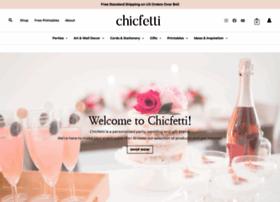 chicfetti.com