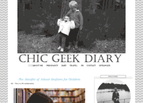 chicgeekdiary.com