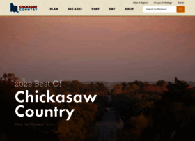 chickasawcountry.com
