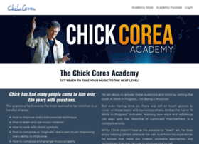 chickcoreamusicworkshops.com