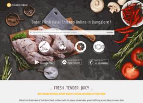 chickenatdoor.com