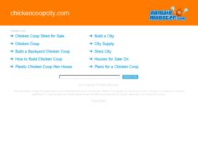chickencoopcity.com