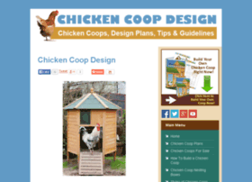 chickencoopdesign.org