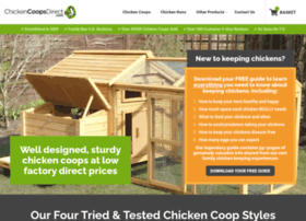 chickencoopsdirect.com