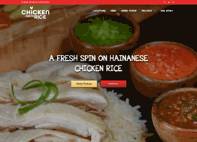 chickenmeetsrice.com