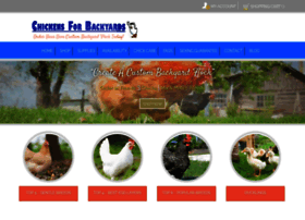 chickensforbackyards.com