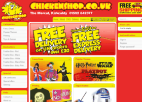 chickenshop.co.uk