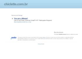 chiclette.com.br