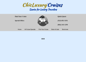 chicluxurycruises.com